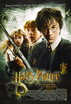 Фільм Harry Potter and the Chamber of Secrets