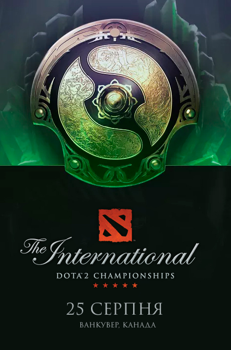 Фильм The International 2018 DOTA 2