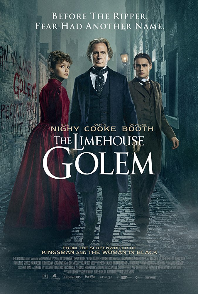 Фильм The Limehouse Golem (eng)