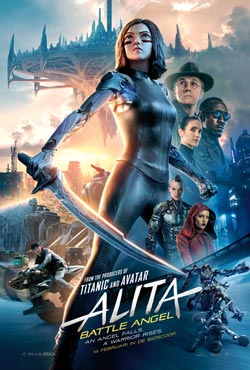 Фильм Alita: Battle Angel (eng)
