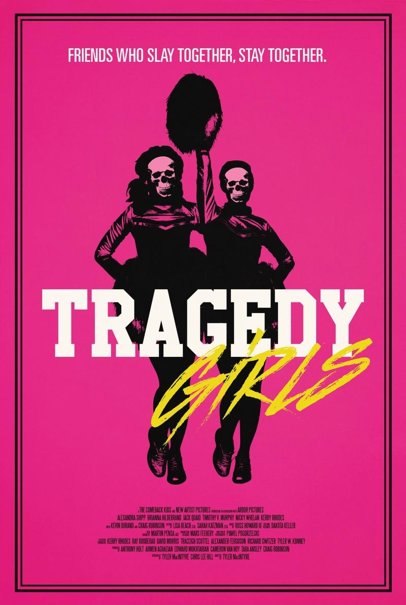 Tragedy Girls. Убить за лайк