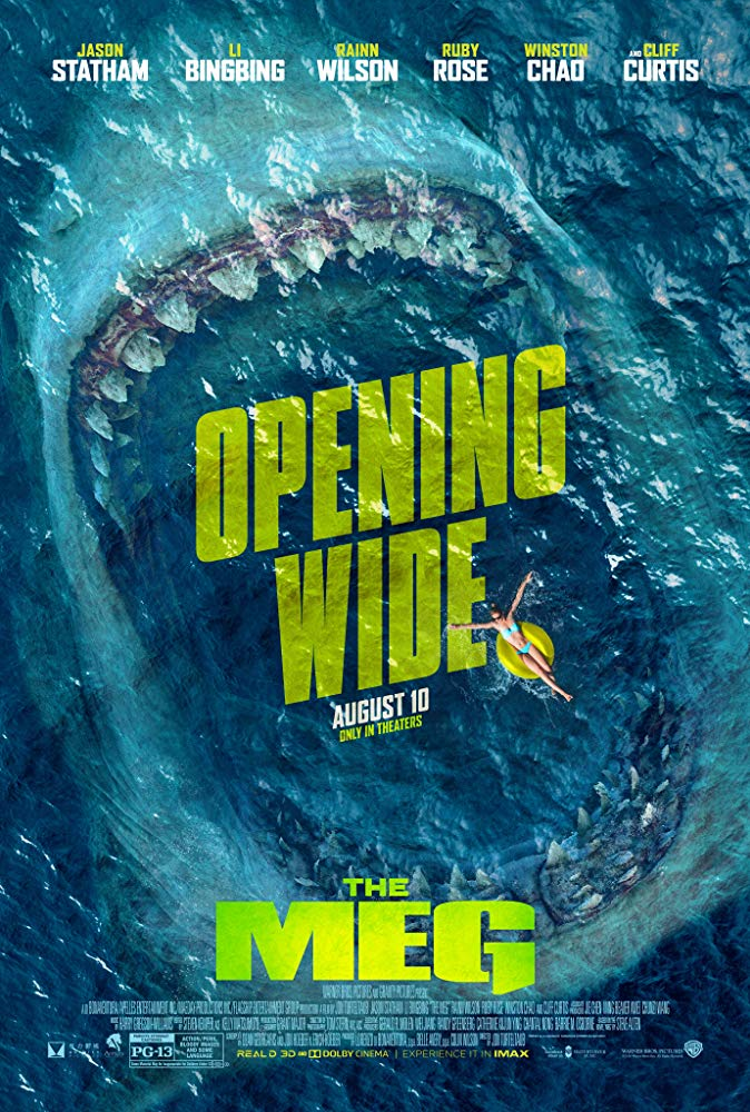 Фильм The Meg (eng)