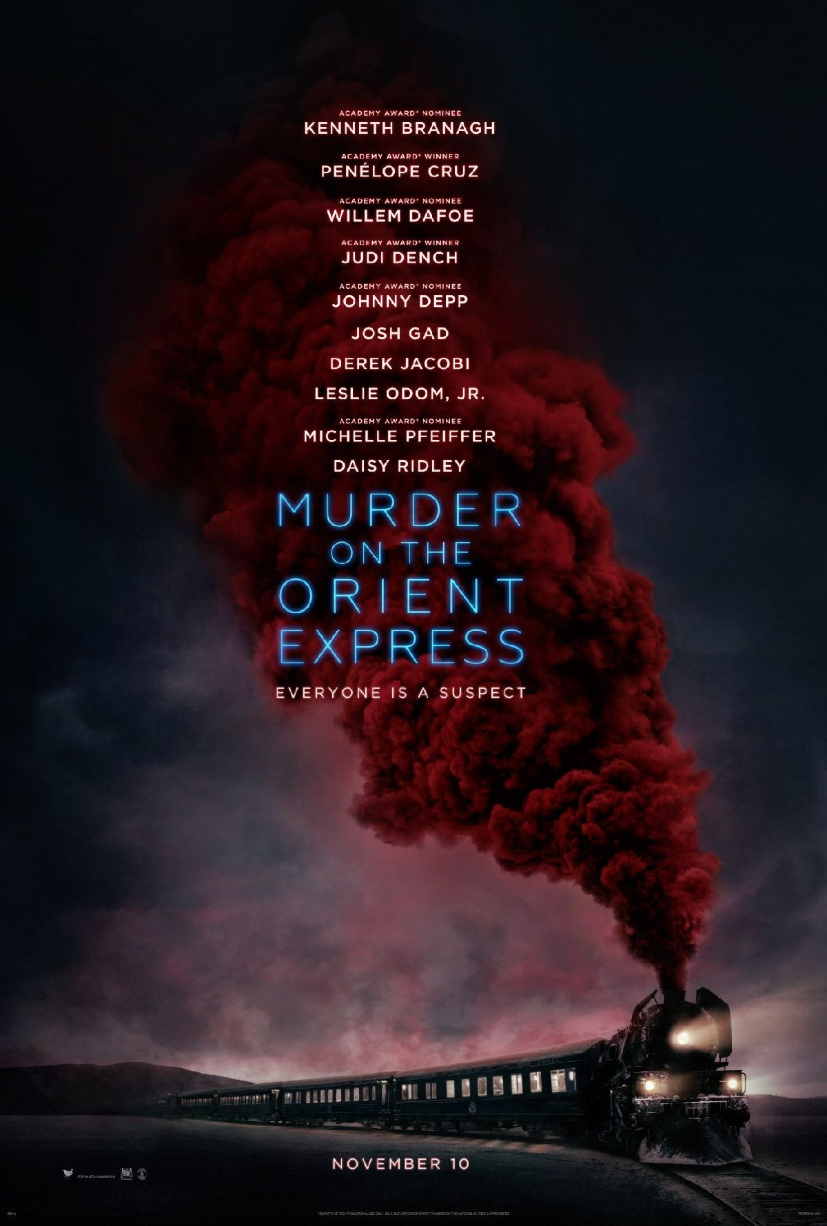 Фільм Murder on the Orient Express (eng)