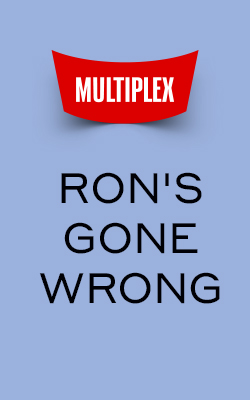 Фільм Ron`s Gon Wrong