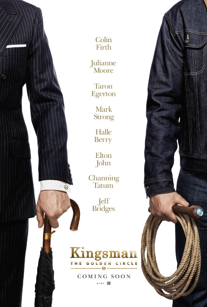 Фильм Kingsman: The Golden Circle