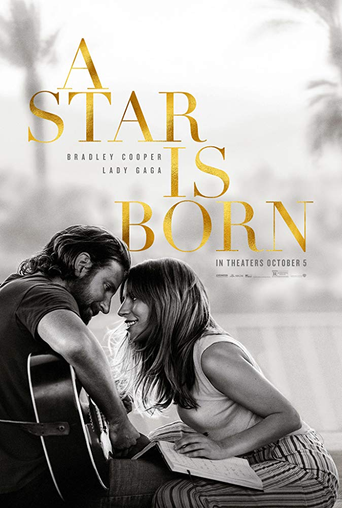 Фільм A Star Is Born (eng)