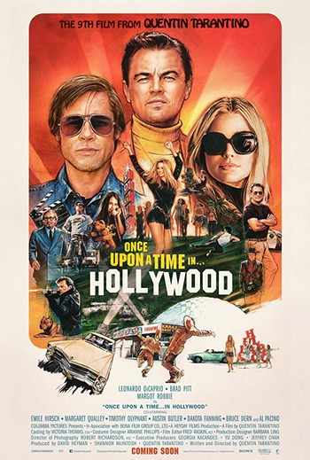 Фильм Once Upon a Time in... Hollywood (eng)