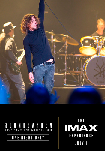 Фильм Soundgarden: Live from the Artists Den