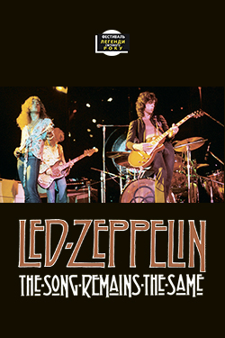 Фільм Led Zeppelin: The Song Remains the Same