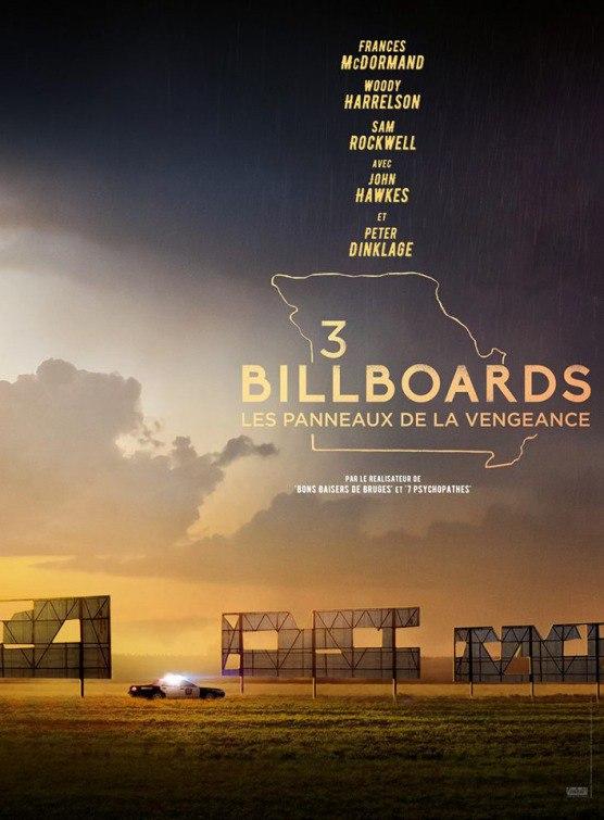Три биллборда на границе Эббинга, Миссури