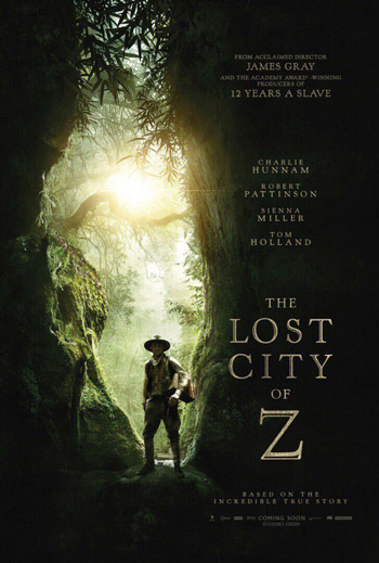 Фильм The Lost City of Z