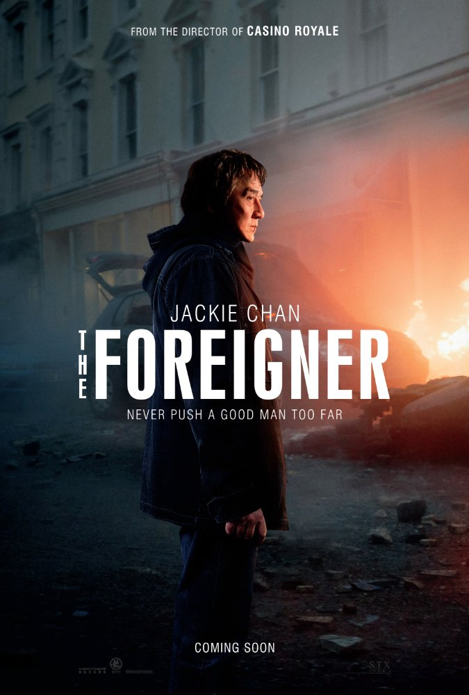 Фильм The Foreigner