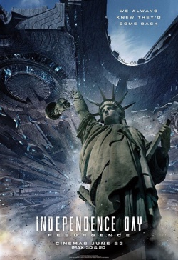 Фильм Independence Day: Resurgence