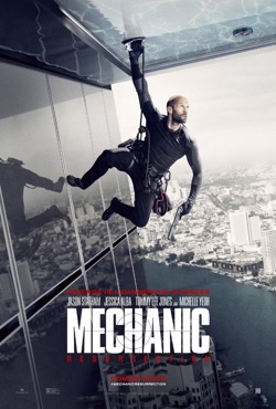 Фильм Mechanic: Resurrection