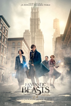 Фильм Fantastic Beasts and Where to Find Them