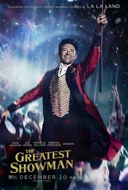 Фільм The Greatest Showman