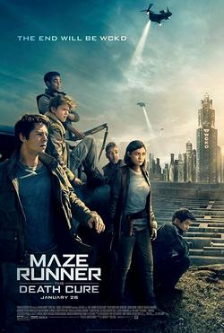 Фильм Maze Runner: The Death Cure