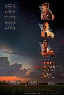 Фильм Three billboards outside Ebbing, Missouri