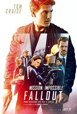 Фільм Mission: Impossible - Fallout (eng)