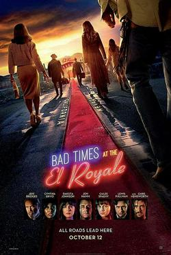 Фильм Bad Times at the El Royale (eng)