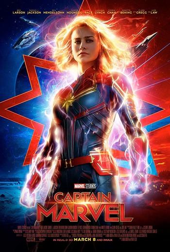 Фильм Captain Marvel (еng)