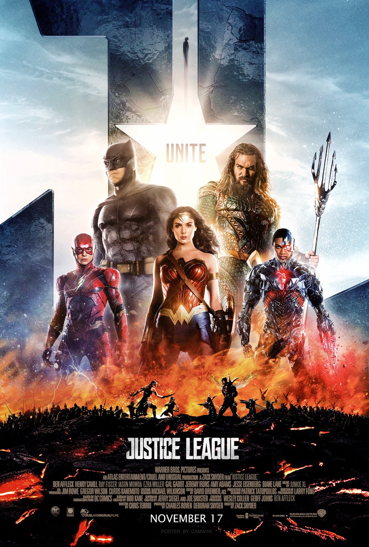 Фильм Justice League (eng)