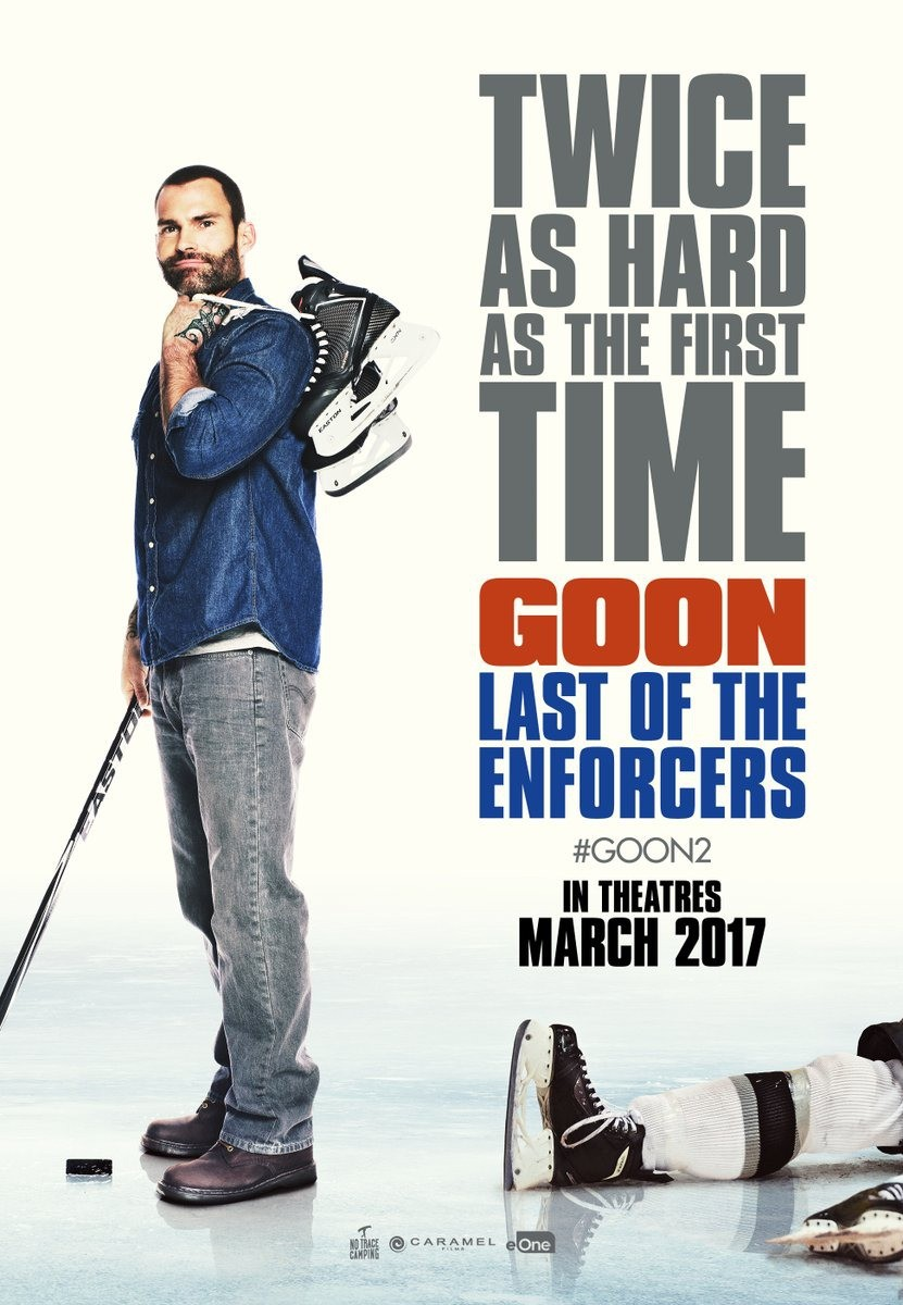 Фильм Goon: Last of the Enforcers