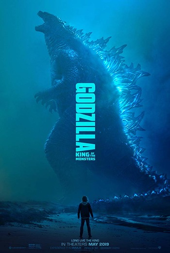 Фильм Godzilla: King of the Monsters (eng)