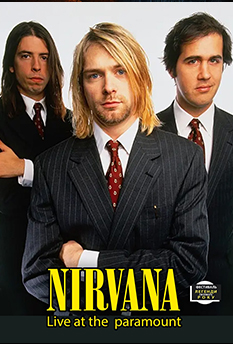 Фільм Nirvana: Live at the Paramount