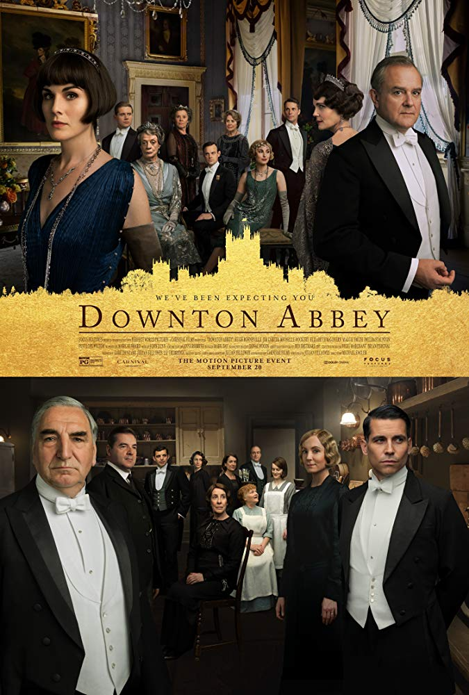 Фильм Downton Abbey (eng)