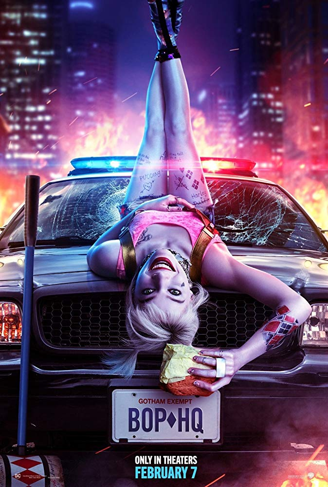Фильм Birds of Prey: And the Fantabulous Emancipation of One Harley Quinn